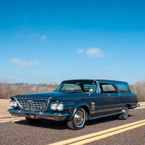 1963 Chrysler New Yorker