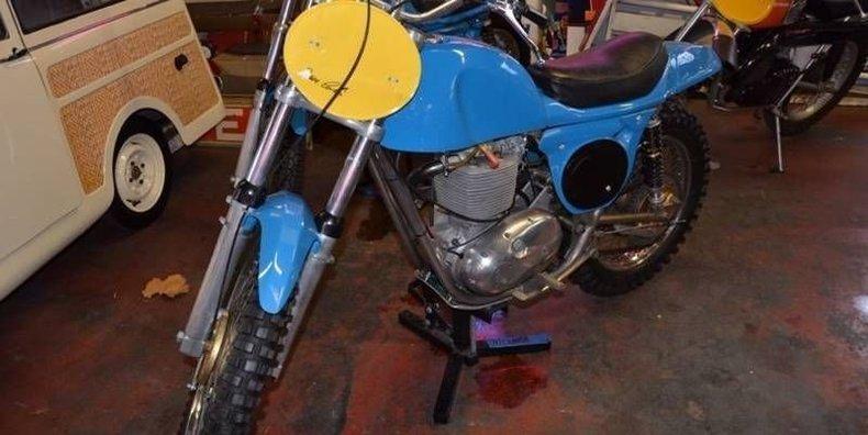 1973 Rickman Mk Iv 500 Westlake