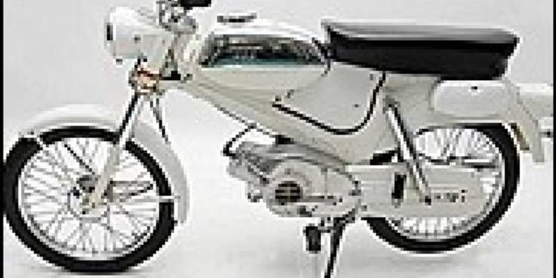 1966 Puch Sears Sabre