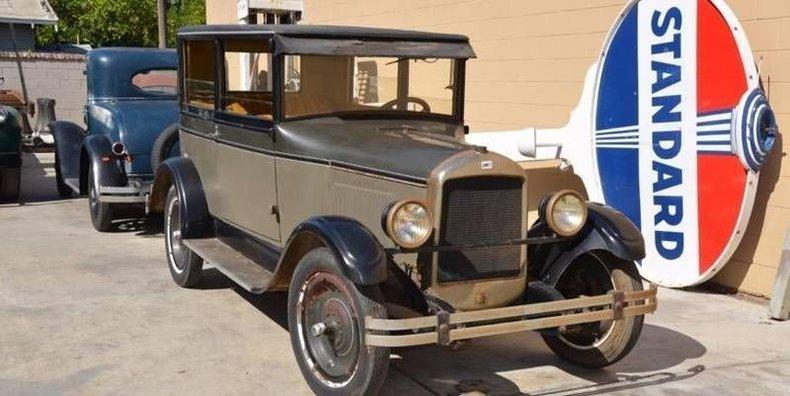1925 Jewett 5 Passenger