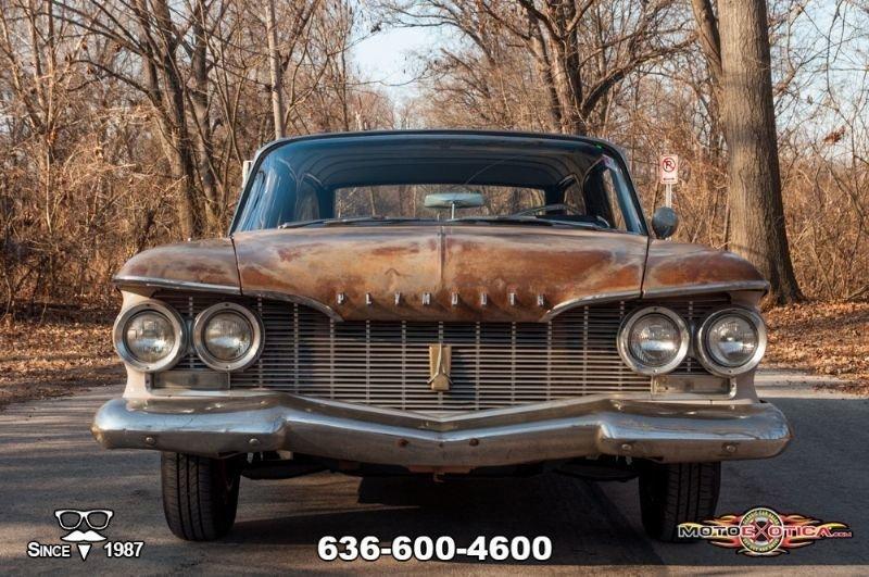 66376068250a7 hd 1960 plymouth suburban wagon