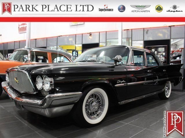 1960 Chrysler Windsor