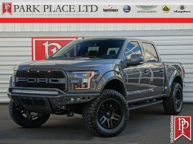 66854c06f9fe9 hd 2018 ford f 150 raptor limited edition