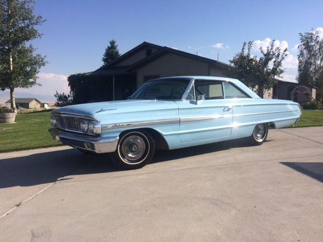 1964 Ford Galaxie 500 2 Dr Ht