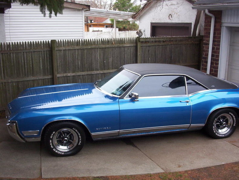 1969 1969 Buick Riviera For Sale