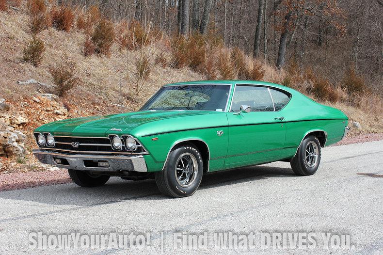 1969 1969 Chevrolet Chevelle For Sale