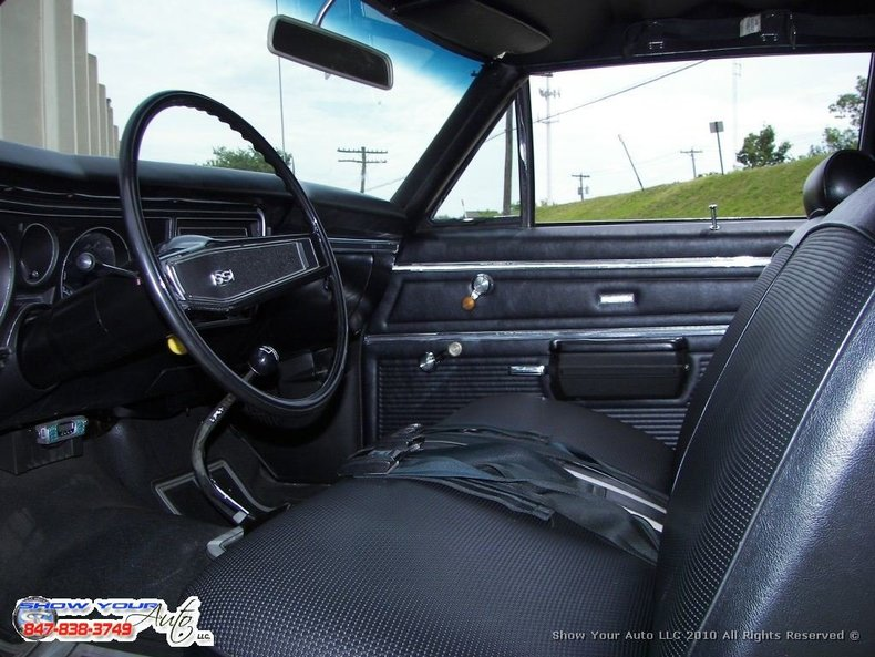 1969 1969 Chevrolet Chevelle SS For Sale