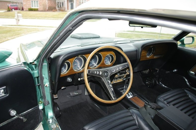 1969 1969 Ford Mustang Mach 1 For Sale
