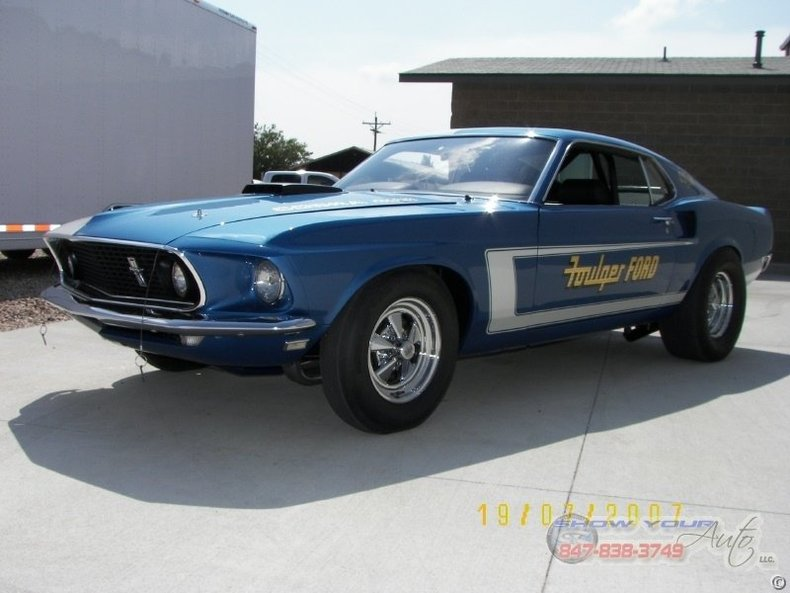 1969 1969 Ford Mustang Mach1 For Sale