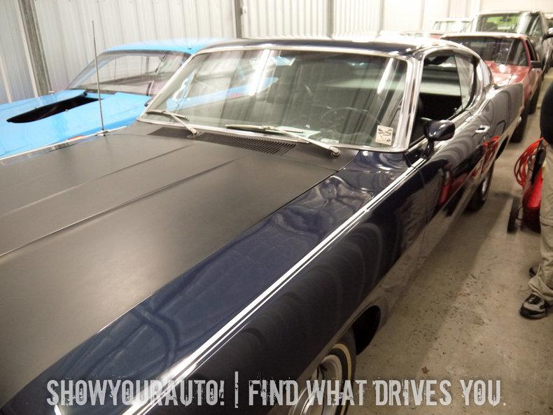 1969 1969 Ford Talladega For Sale