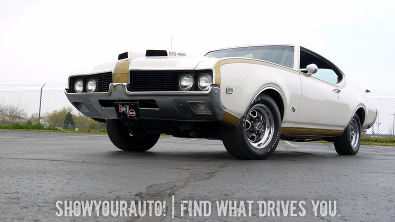 1969 1969 Oldsmobile Hurst 442 For Sale