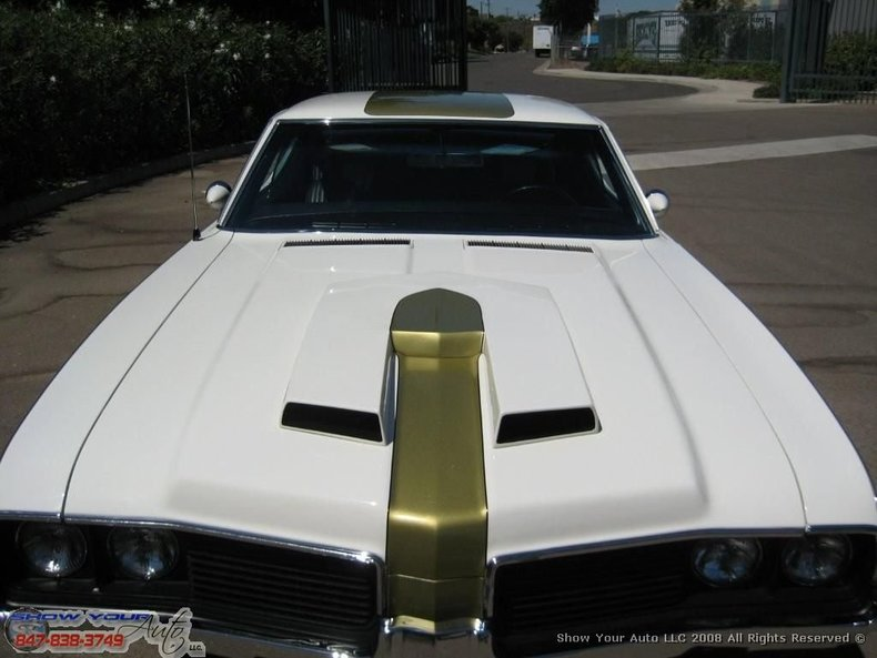 1969 1969 Oldsmobile Hurst 442 For Sale