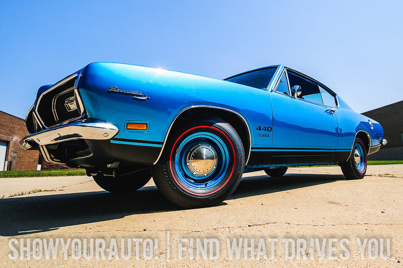 1969 1969 Plymouth 'Cuda For Sale