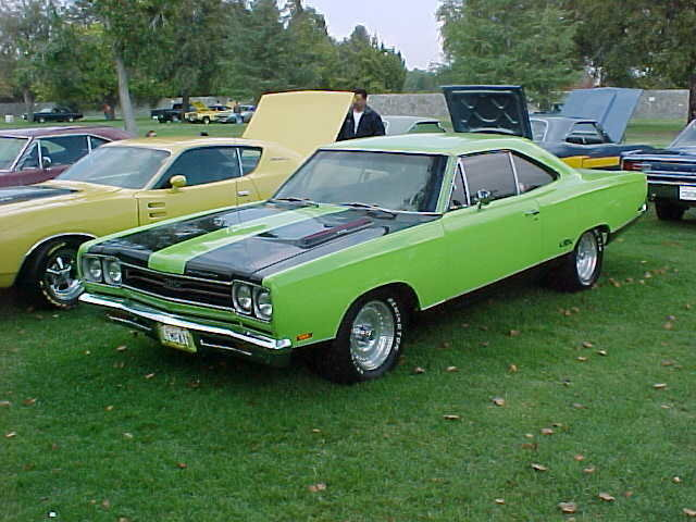 1969 1969 Plymouth GTX For Sale