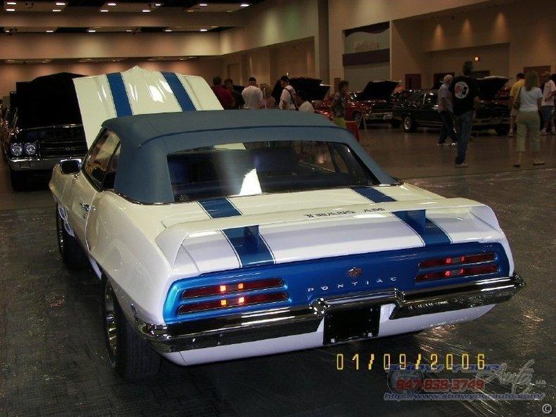 1969 1969 Pontiac Trans Am For Sale
