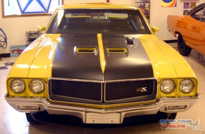 1970 1970 Buick GSX Stage 1 For Sale