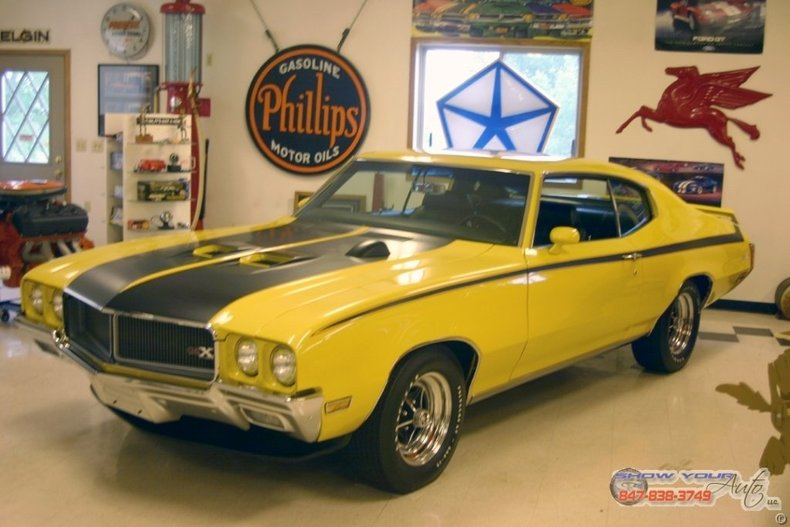 1970 Buick GSX Stage 1