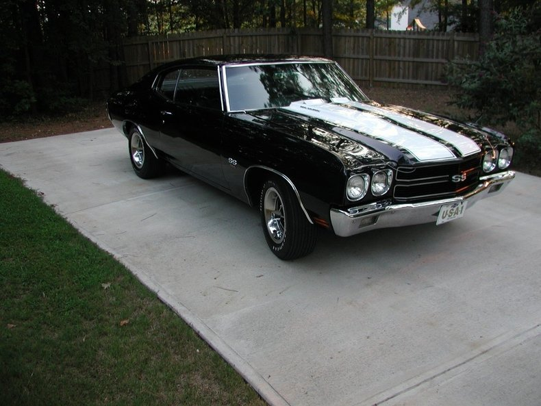 1970 1970 Chevrolet Chevelle SS 454 For Sale