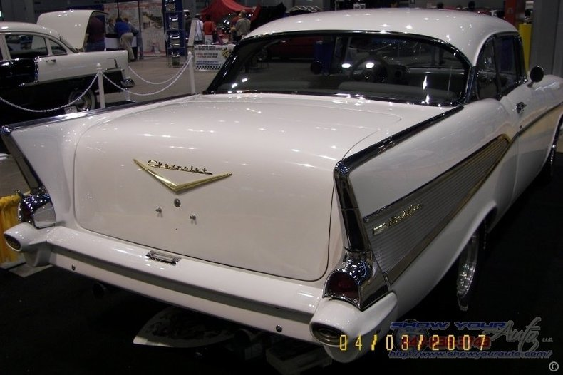 1957 1957 Chevrolet Berl Air Sport Coupe For Sale