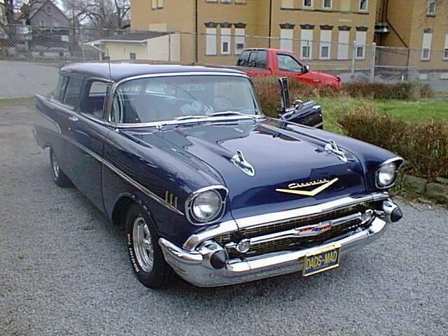 1957 1957 Chevrolet Nomad/Belair For Sale