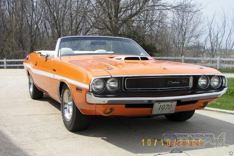 1970 1970 Dodge Challenger R/T For Sale