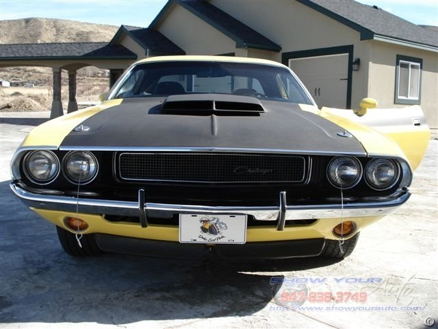 1970 1970 Dodge Challenger T/A For Sale