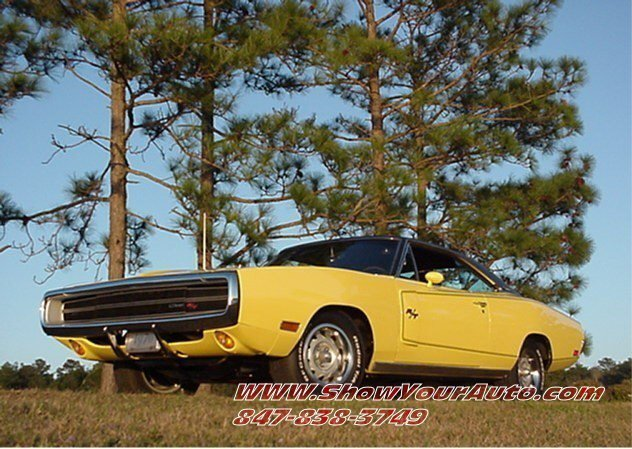 1970 1970 Dodge Charger R/T For Sale