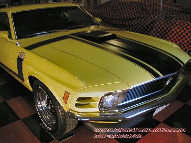 1970 1970 Ford BOSS 302 For Sale