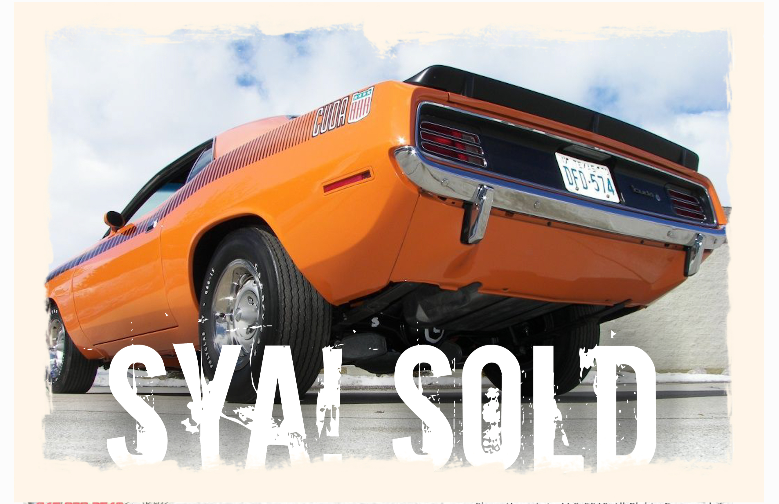 The Sellers Agent SYA Show Your Auto - Show your car