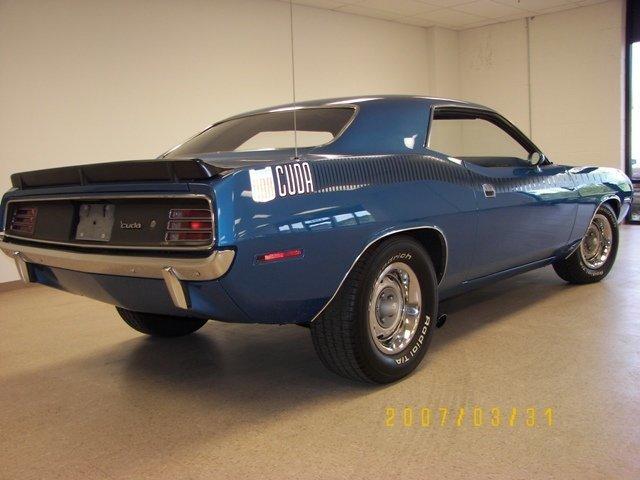 1970 1970 Plymouth AAR Cuda For Sale