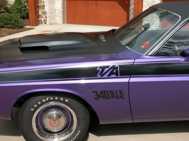 1970 1970 Plymouth Challenger T/A For Sale