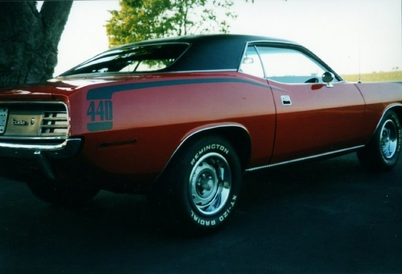1970 1970 Plymouth Cuda For Sale