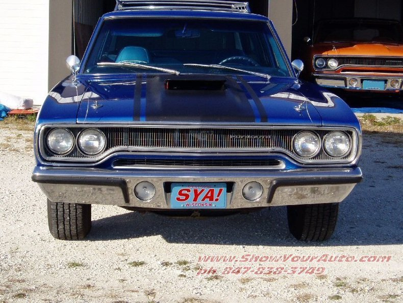 1970 1970 Plymouth Road Runner Station Wagon For Sale