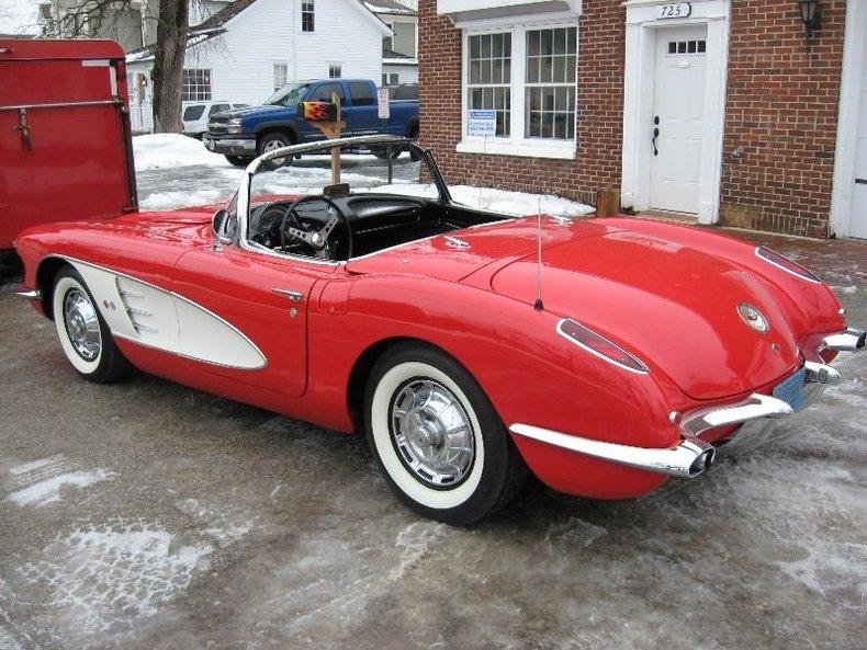 1959 1959 Chevrolet Corvette For Sale