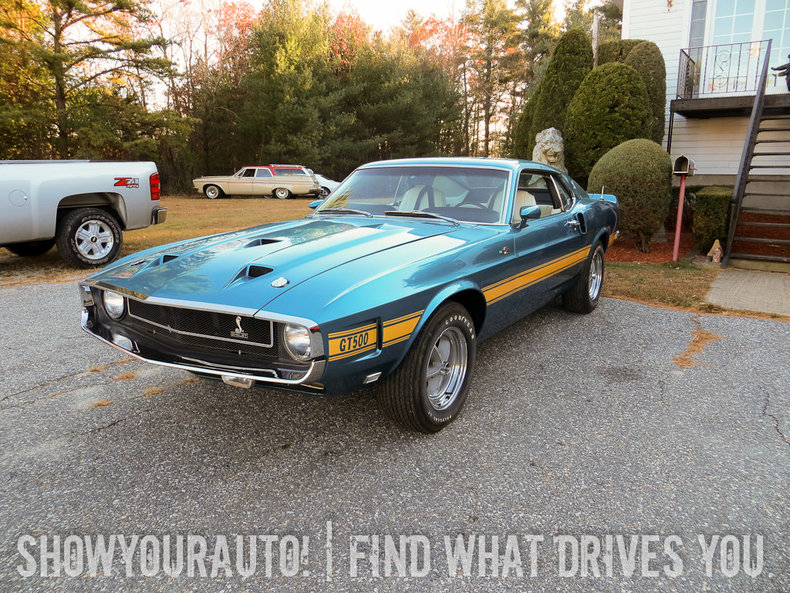 1970 1970 Shelby GT500 For Sale