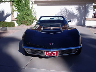 1971 1971 Chevrolet Corvette LT-1 For Sale