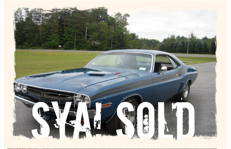 1971 1971 Dodge Challenger R/T For Sale
