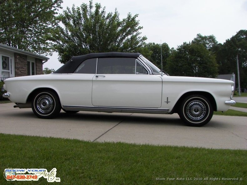 1963 1963 Chevrolet Corvair Monza For Sale