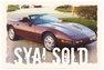 1993 Chevrolet 40th Anniversary Edition Corvette
