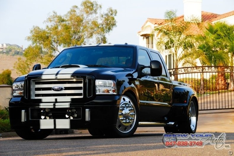 2007 Ford F350