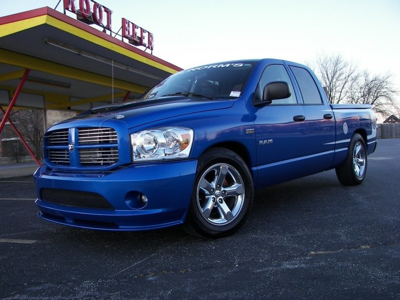 2008 Dodge Mr. Norm's Hemi Ram 1500 Super Truck