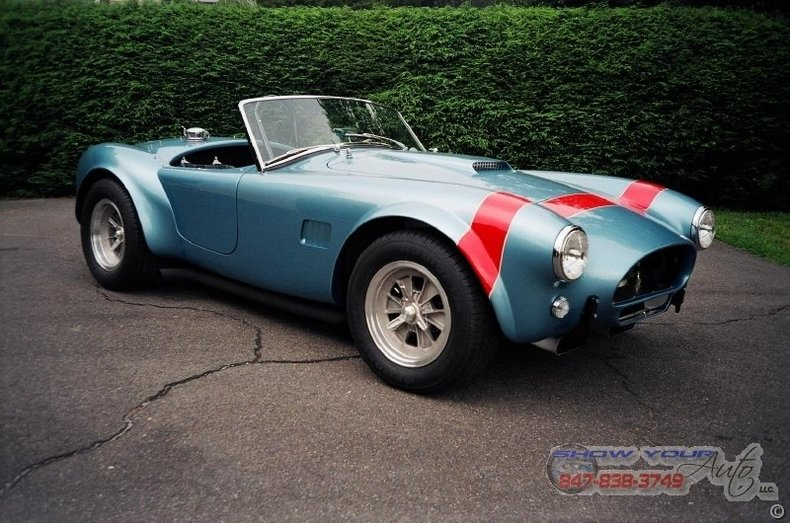 1964 ERA A/C Shelby FIA Cobra