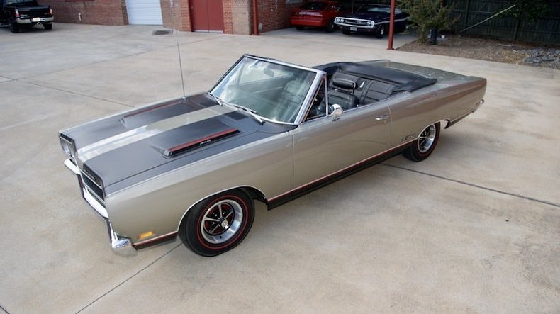 1969 1969 Plymouth GTX Convertible For Sale