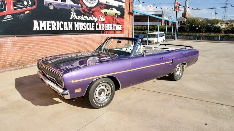 1970 1970 Plymouth Road Runner Convertible For Sale