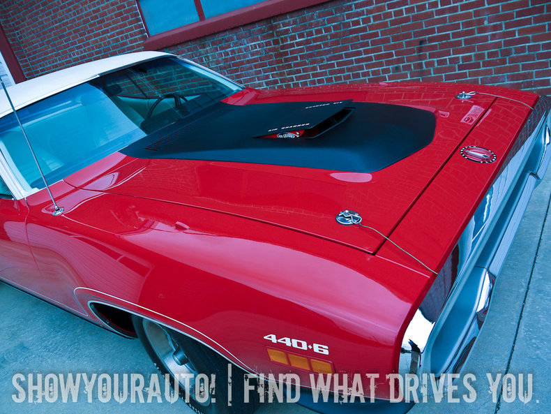 1971 1971 Plymouth GTX For Sale