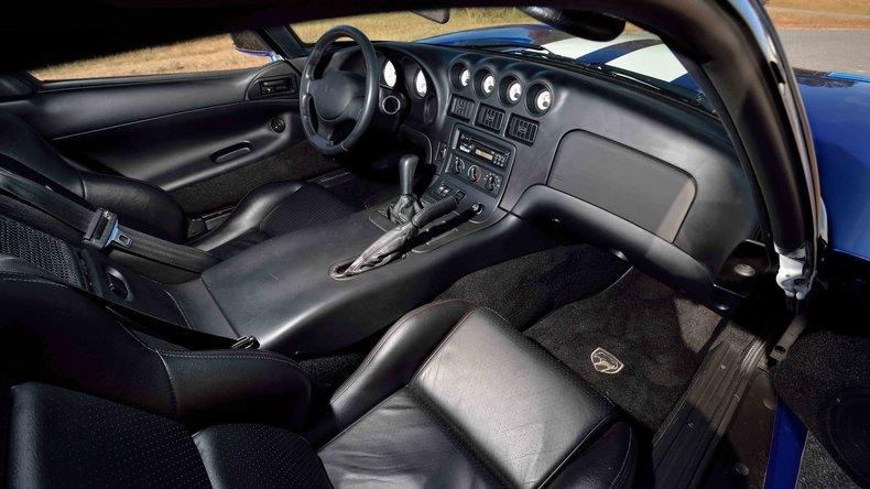 1996 1996 Dodge Viper GTS Coupe For Sale