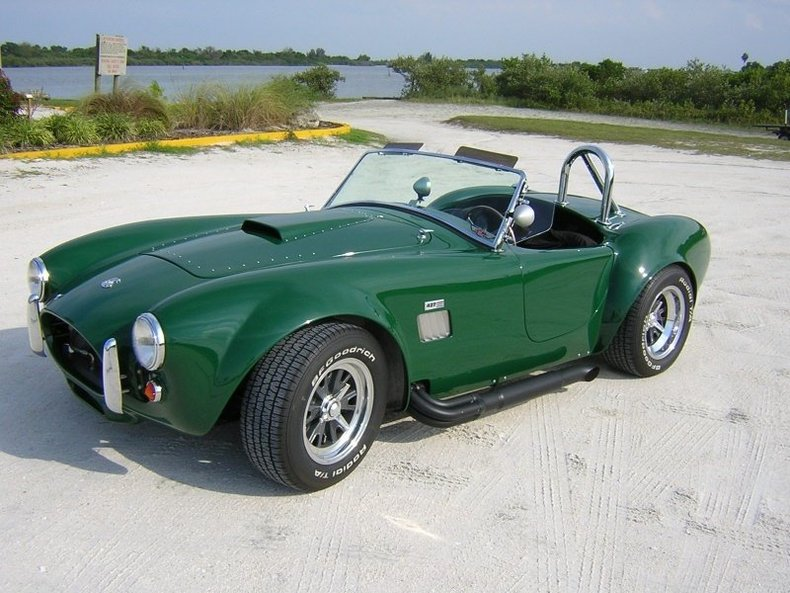 1965 Factory Five Shelby Cobra Replica 427 Cobra