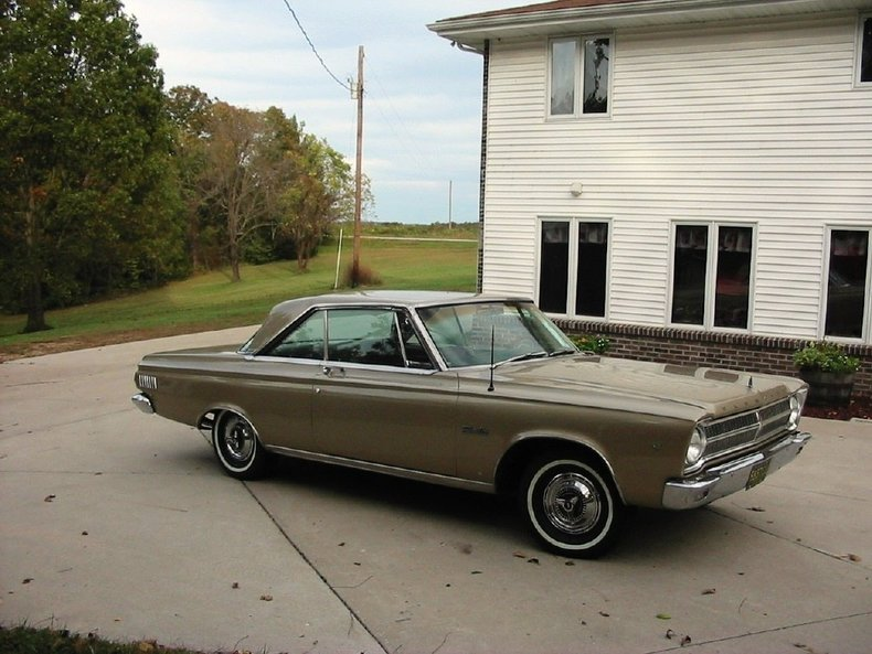 1965 1965 Plymouth Satellite For Sale