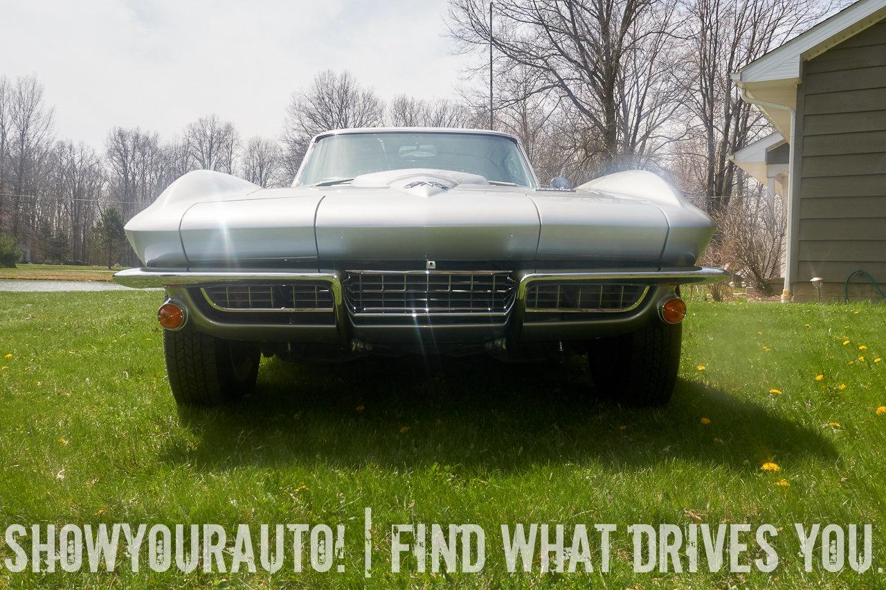 1966 Chevrolet Corvette Sya Show Your Auto Coupe