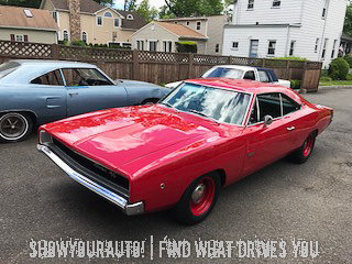 1968 Dodge Charger R T My Classic Garage